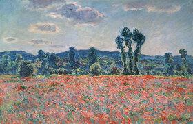 Claude Monet: Mohnfeld