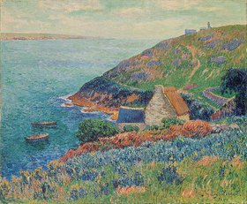 Henri Moret: Port Manech