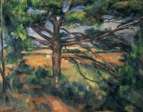 Paul Cézanne: Große Pinie