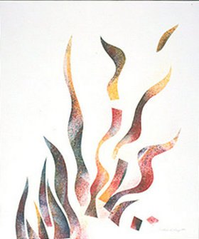 Annette Bartusch-Goger: Element Feuer