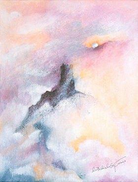 Annette Bartusch-Goger: Glastonbury Tor (Heiliger Gral) auf der Isle of Avalon