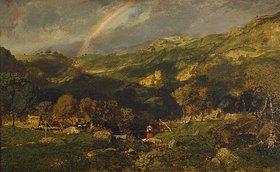 Theodore Rousseau: Landschaft nach dem Gewitter