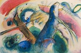Wassily Kandinsky: Komposition E