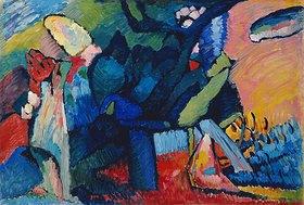 Wassily Kandinsky: Improvisation Nr