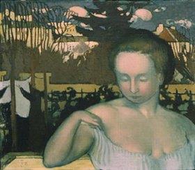 Maurice Denis: Bildnis der Frau des Künstlers