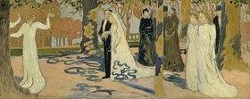 Maurice Denis: Hochzeitsprozession