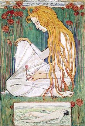 Ferdinand Hodler: Der Traum. 1897/1903