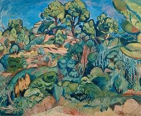 Emile Othon Friesz: Bäume in Cassy