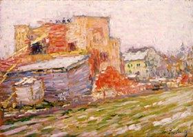 Alexej von Jawlensky: Strasse und Häuser