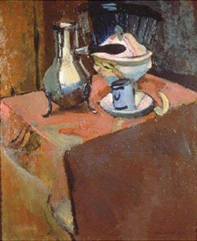 Henri Matisse: Kanne, Terrine und Tasse
