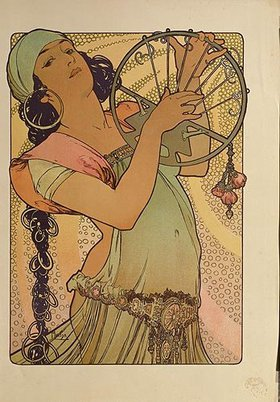 Alfons Mucha: Salome