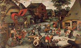 Pieter Brueghel d.Ä.: Die Kirmes von San Giorgio