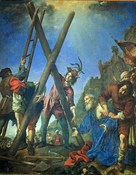 Carlo Dolci: Das Martyrium des Hl. Andreas