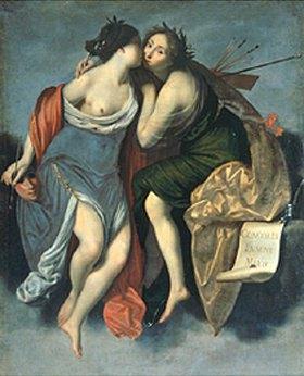 Francesco Furini: Allegorie der Malerei