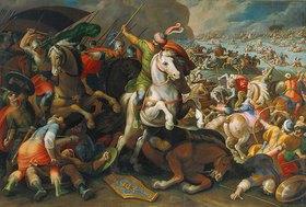 Antonio Tempesta: Schlacht zwischen Christen und Türken