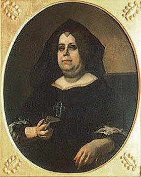 Carlo Dolci: Bildnis der Vittoria della Rovere