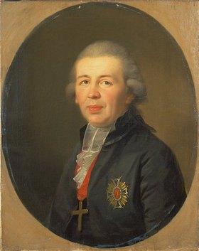 Friedrich August Tischbein: Bildnis des Bischofs Dalberg
