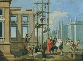 Giuseppe Zocchi: Die Architektur