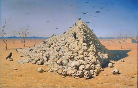 Wassili Werestschagin: Apotheose des Krieges