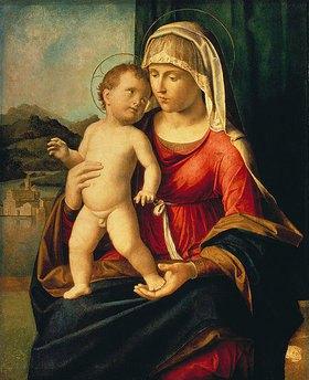 Cima da Conegliano: Maria mit dem Kind