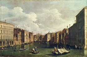 Canaletto (Giov.Antonio Canal): Venedig