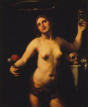 Guido (gen.Cagnacci) Canlassi: Allegorie des Lebens