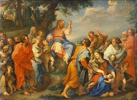 Giuseppe Chiari: Die Predigt Christi