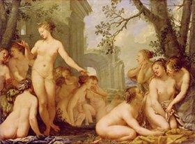Pietro (Il Libertino) Liberi: Diana und Callisto