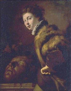Domenico Fetti: David mit dem Haupt des Goliath