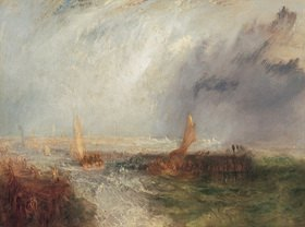 Joseph Mallord William Turner: Ostende