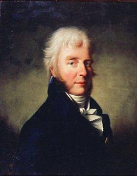 Giovanni B Damon-Ortolani: Bildnis des Prinzen Sergej Golitsyn, 1749-1810. Entstanden nach