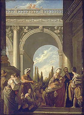 Domenico Fetti: Die Parabel vom Verlorenen Sohn