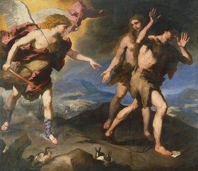 Luca (Fa Presto) Giordano: Die Vertreibung aus dem Paradies