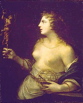 Pietro (Il Libertino) Liberi: Die Muse Urania