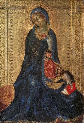 Simone Martini: Maria der Verkündigung