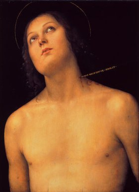 Perugino (Pietro Vanucci): Der Hl. Sebastian