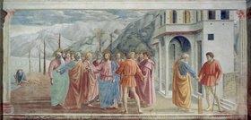 Masaccio: Der Zinsgroschen