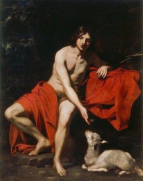 Niccolo (N. Regnier) Renieri: Hl. Johannes der Täufer