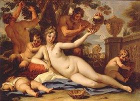Sebastiano Ricci: Bacchanten und Satyrn