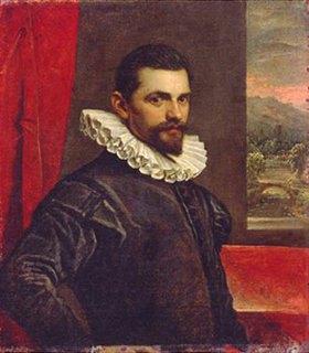 Domenico Robusti: Bildnis des Malers Francesco Bassano