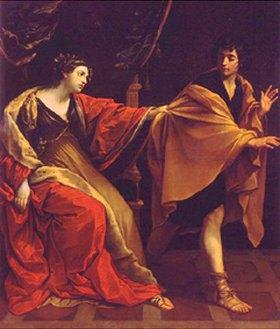 Guido Reni: Joseph und das Weib des Potiphar