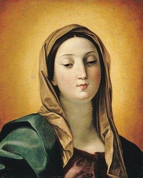 Guido Reni: Antlitz der Maria