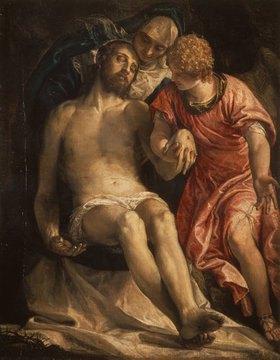 Paolo (Paolo Caliari) Veronese: Pietà