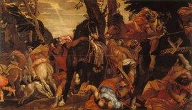 Paolo (Paolo Caliari) Veronese: Die Bekehrung des Saulus