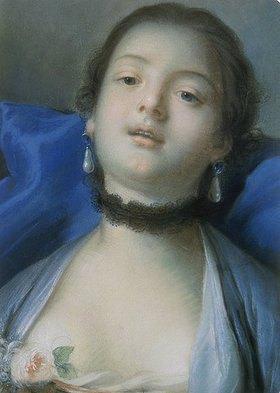 François Boucher: Bildnis einer jungen Frau