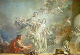 François Boucher: Pygmaleon und Galathea