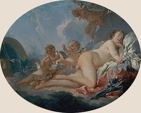 François Boucher: Die schlafende Venus