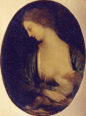 Jean-Baptiste Camille Corot: Die Madonna von Verneuil