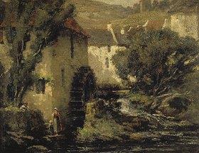 Gustave Courbet: Wassermühle