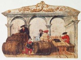Hans Weiditz II.(oder Wyditz): Die Weinvermessung
